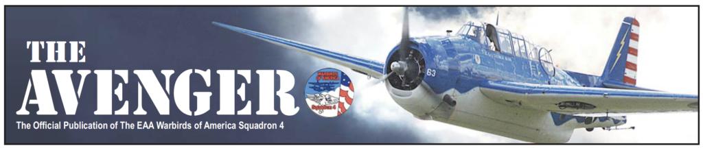 The Avenger - Warbird Squadron 4 Newsletter